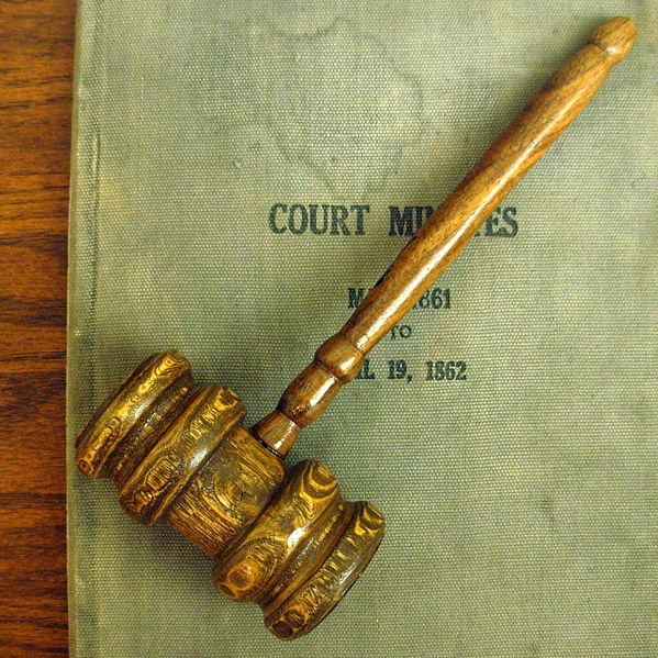 Court Gavel