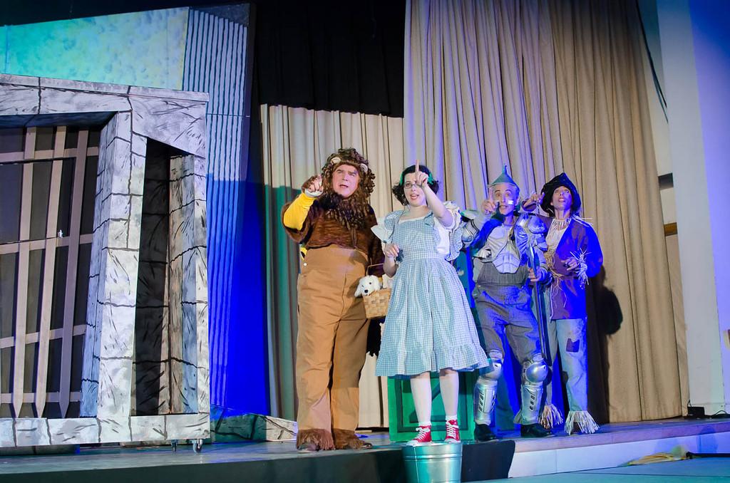 Wizard of Oz Adath Israel