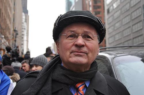 Morton Klein ZOA