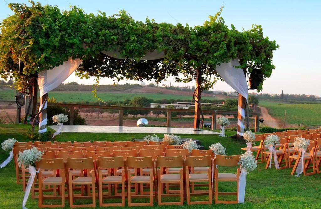 wedding chupah