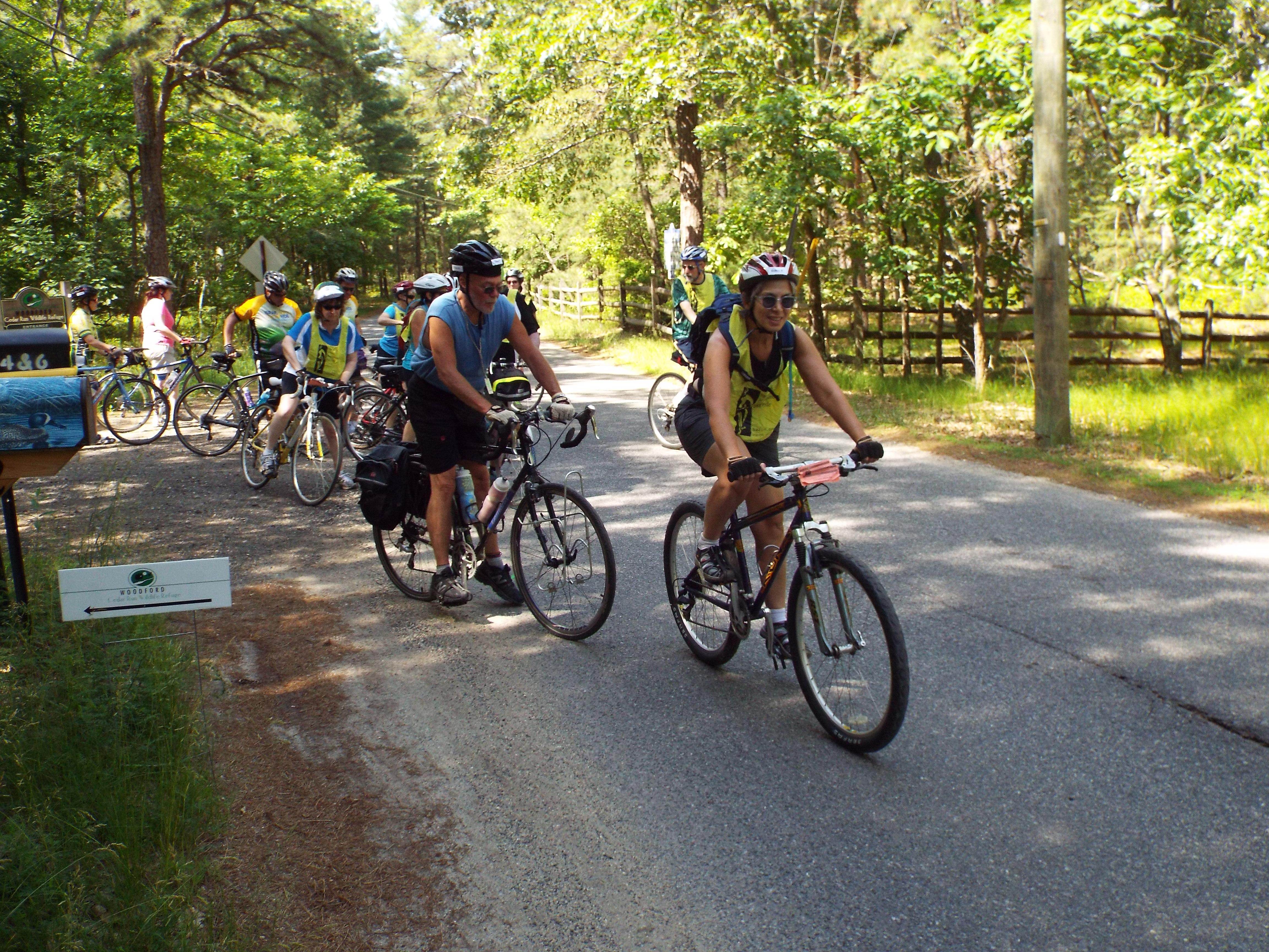 Hazon Bike Ride