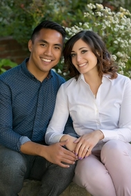 Emily and Jose Sabalbaro just celebrated a year of marriage.