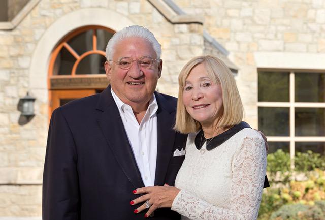 Leonard and Lynne Barrack. Photo provided