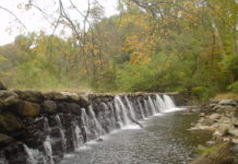 Sycamore Mills Dam