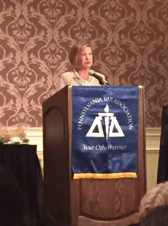PA Bar Association Recognizes Anne E. Lazarus - Jewish ...