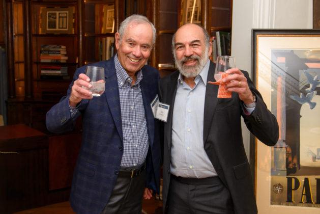 Arthur Karafin and Tony Schneider
