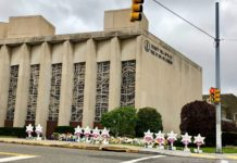 Pittsburgh's Tree of Life Synagogue.