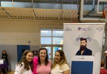 Naomi Abrams, Amy Krulik and Dorin Mendelby