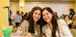 Bella Stein and Lillian Aronson