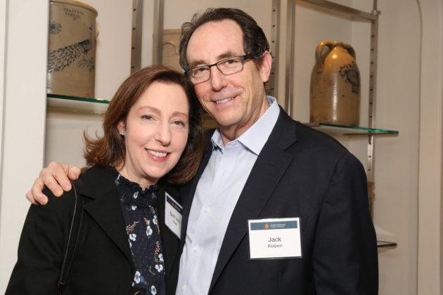 Beth Ann Wahl and Jack Kolpen