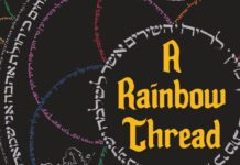 Cover of A Rainbow Thread
