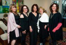 Naomi Prusky, Mindy Oppenheimer, Sherrie Savett, Sharon Levin and Tracy Gordon