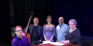 Tom Lawton, David Brodie, Jessika Brust, Steve Pollack and Linda Hershman