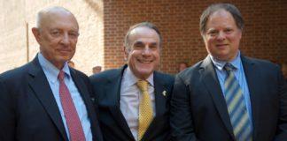 James Woolsey, Steven L. Friedman and Yaron Sideman
