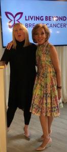 Missy Dietz and Ellyn Golder Saft