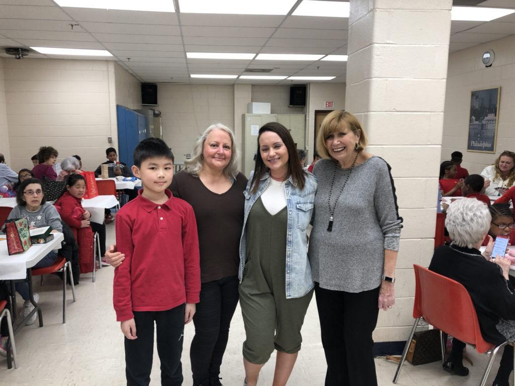 Victor Li, Marietta Novak, Tiffany Laird and Suzanne Udell