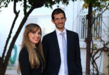 Shira and Yossi Teichman