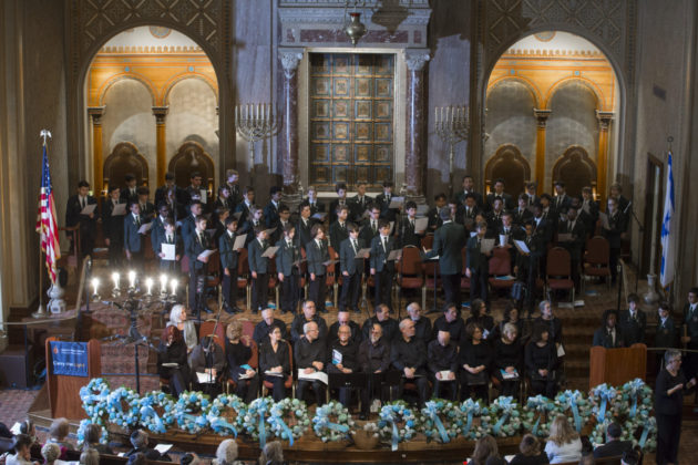 Keystone State Boychoir and Nashirah, the Jewish Chorale of Greater Philadelphia