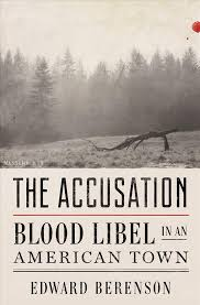 The Accusation: Blood Libel in an American town cover