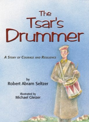 Cover of the book featuring a drummer