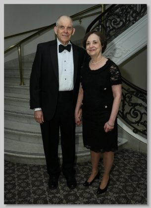 Steve Friedell and Ellen Friedell