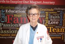 Amy Goldberg, surgeon-in-chief at Temple University Hospital