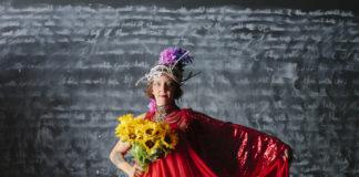 Professional dancer Esther Baker-Tarpaga
