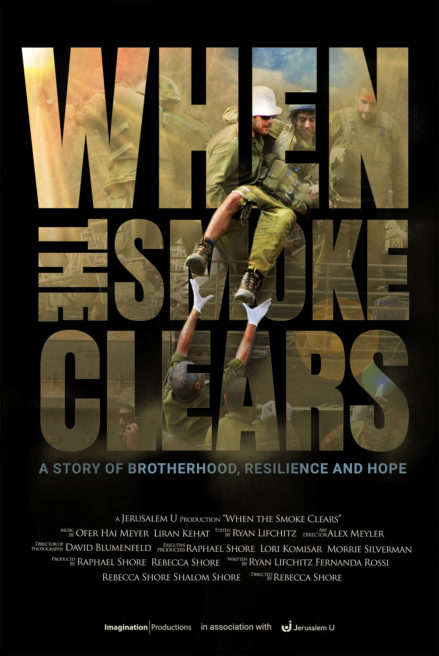 When the Smoke Clears movie poster
