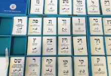 Israeli legislative elections