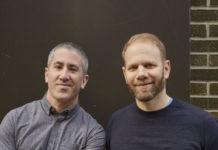 Michael Solomonov and Steve Cook