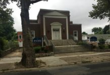 ormer Temple Judea, located on Old York Road in North Philadelphia. The shul closed in 1982 and merged into Reform Congregation Keneseth Israel.