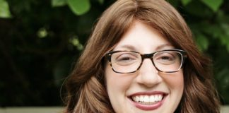 Reuvena Grodnitzky, co-director of Chabad Young Philly