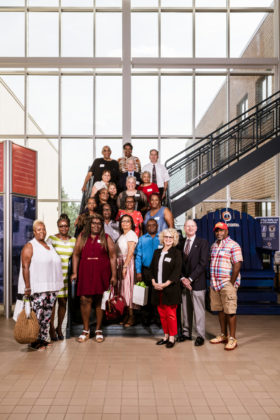 Longevity awards were presented to 31 JEVS Human Services employees