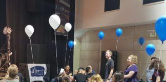 Diller Teen Fellows in Sdot Negev