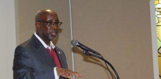 Rabbi Earl Bowen Jr. speaks about African American Jews at Adath Israel
