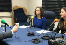 Sabrina Rubin Erdely and Laura Frank interview Attorney General Josh Shapiro for the Jewish Philly podcast