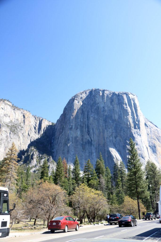 great vista of granite
