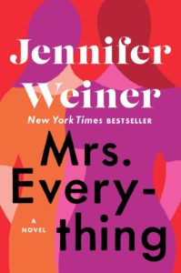 Mrs. Everything by Jennifer Weiner cover art
