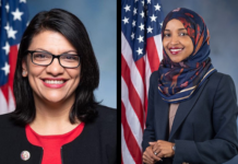 Rashida Tlaib and Ilhan Omar
