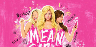 Mean Girls broadway show logo