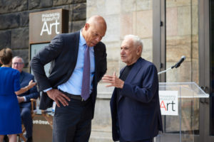 William Hite and Frank Gehry