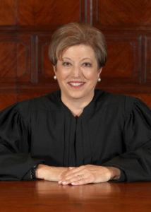 Judge Emeritus Susan Peikes Gantman