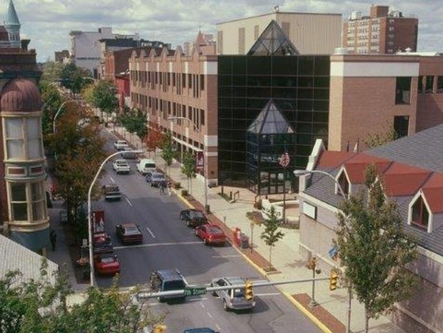 street view of Lebanon, Pennsylvania