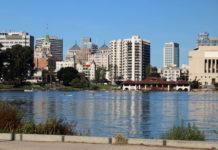 Oakland's skyline