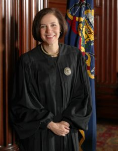 Judge Alice Beck Dubow