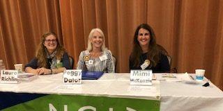 Laura Richlin, Peggy Dator and Mimi McKenzie