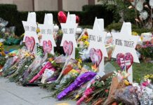 Tree of Life Synagogue Memorials