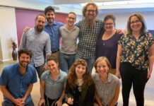 Rising Song Jewish Music Residency program participants