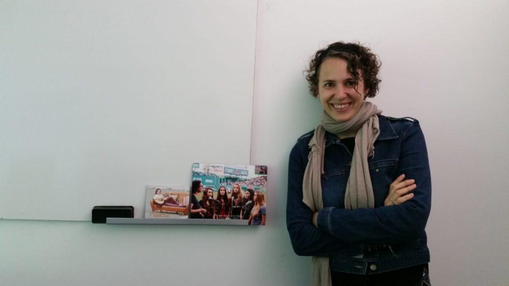 Cantor Elana Rozenfeld