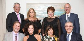 Scott Barsky, Andi Barsky, Carol A. Irvine, Howard J. Davis, Brett Studner, Lisa Studner, Jayne Perilstein and Ron Perilstein